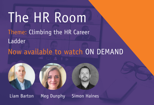 Image for Climbing the Hr ladder podcast